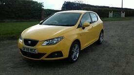 2009 Seat Ibiza 1.6tdi sport diesel 4 door 12 months mot £2995 /vw golf Audi mini