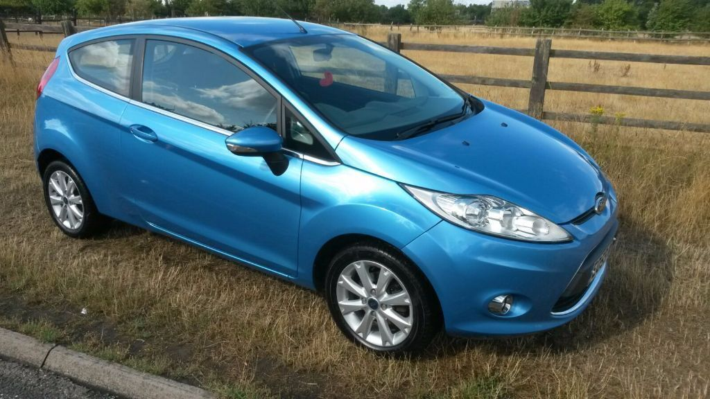 Ford Fiesta 1.25 Zetec Vision Blue GREAT CONDITION!!! | in