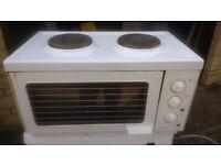 Morphy Richards mini oven/hob/grill