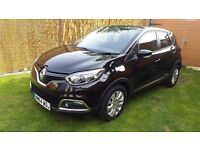 2015 RENAULT CAPTUR EXPRESSION+ENERGY 1.5DCI S/S DIESEL 5dr FREE TAX!3YEARS MOT!4YEARS MAN.WARRANTY