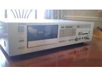 Vintage yamaha k500 natural sound tape deck
