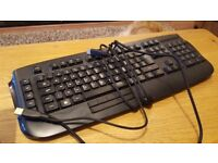 Razer Anansi MMO PC Gaming Keyboard