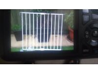 Wide kids stair gate for sale