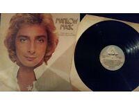 MANILOW MAGIC BARRY MANILOW VINYL. VERY GOOD CONDITION