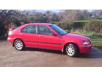 Rover 45 - Bargain Buy