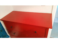 Chest of drawers Ikea used 1 year measure L108xH95xD47.5cm