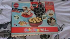 American cake pops maker.