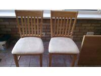 Linclon Dinning Chairs