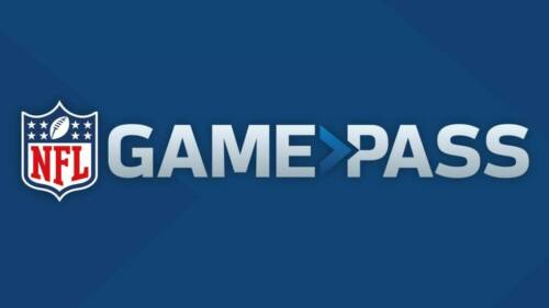 2020 NFL GAME PASS CODE TV $99 Value GamePass Subscription Video Replays Film