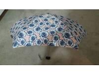 Handbag-sized umbrella