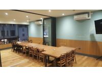 Free to use meeting room ,conference room available for free in Starbucks Maidstone