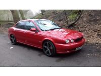 04 Jaguar X type 2.0D