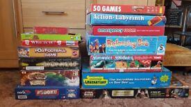 Set of Mixed Games