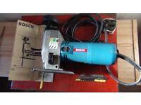 Bocsh industrial jigsaw 240v /110v