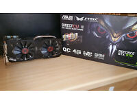 ASUS GTX 970 STRIX OC 4GB