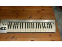 M-Audio Keystudio Midi Keyboard Controller