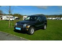 2005 55plate jeep cherokee 2.8 limited