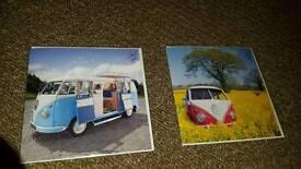 Vw campervan cards