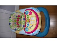 Baby walker with seat by Chicco