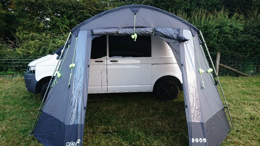 Tent or vw transporter t5 awning /side porch | in Bramley ...