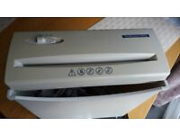 Paper / Stationery electric shredder