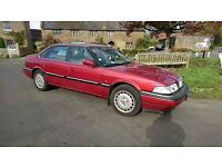 Rover 827si 1995 Left hand drive
