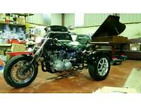Harley Davidson Billy Trike