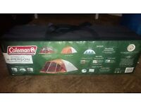 Coleman Evanston Screened Tent 4 person