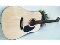 FENDER SQUIRE SA-105 Natural Acoustic