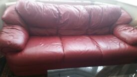 Red sofas QUICK SELL