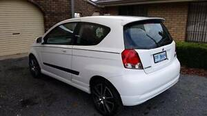 2007 Holden Barina Hatchback Elizabeth Town Meander Valley Preview