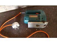 electric jig saw