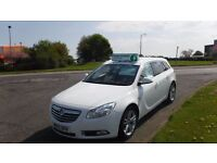 VAUXHALL INSIGNIA 2.0 SRI NAV CDTI,ESTATE,2012,ALLOYS,AIR CON,SAT NAV,PARKING SENSORS,CRUISE,F.S.H