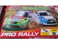 Micro Scalextric Pro Rally