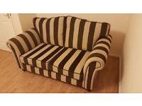 2 Seater Sofa, Nearly New!