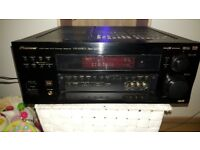 Pioneer amp vsx839 rds working order volume knob playing! Can deliver!