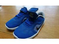 Toddler Blue Trainers Nike Revolution 8.5