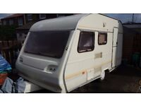 Avondale perle 4 berth includes water barrel and electric hook up £550 ONO
