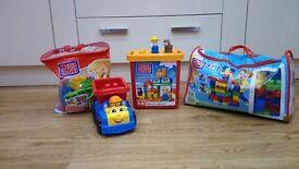 Mega Bloks (Huge Collection)