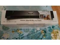 Samsung UBD-K8500 4K UHD Blu-Ray Player