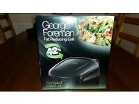 George Formant Fat Reducing Grill:- 2 Portion Grill