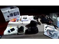 CANON EOS M + V-KIT 18-55MM DiGITAL CAMERA 18MPX USED 100% WORK LIKE NEW !!!!
