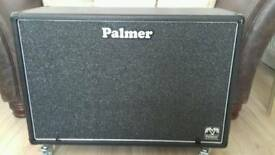 "PALMER CUSTOM CAB 2x12"" Celestion Neodymium Speakers"