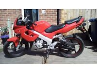Kaiser 125-23 125cc Motorcycle - Mot'd Till 24th October 2018 - Same Model As Lexmoto XTR