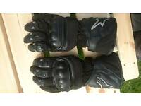 Alpinestars Vega Drystar gloves XL