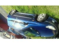 Peugeot 206 in blue need a bit of tlc swap for 2 iphone 6