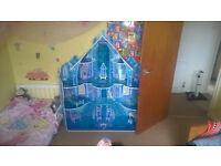 Frozen Ice Mansion £40 ono