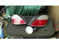 Vauxhall Astra mk5 headlights parcel shelf doors and boot