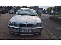 BMW 318i spares or repair