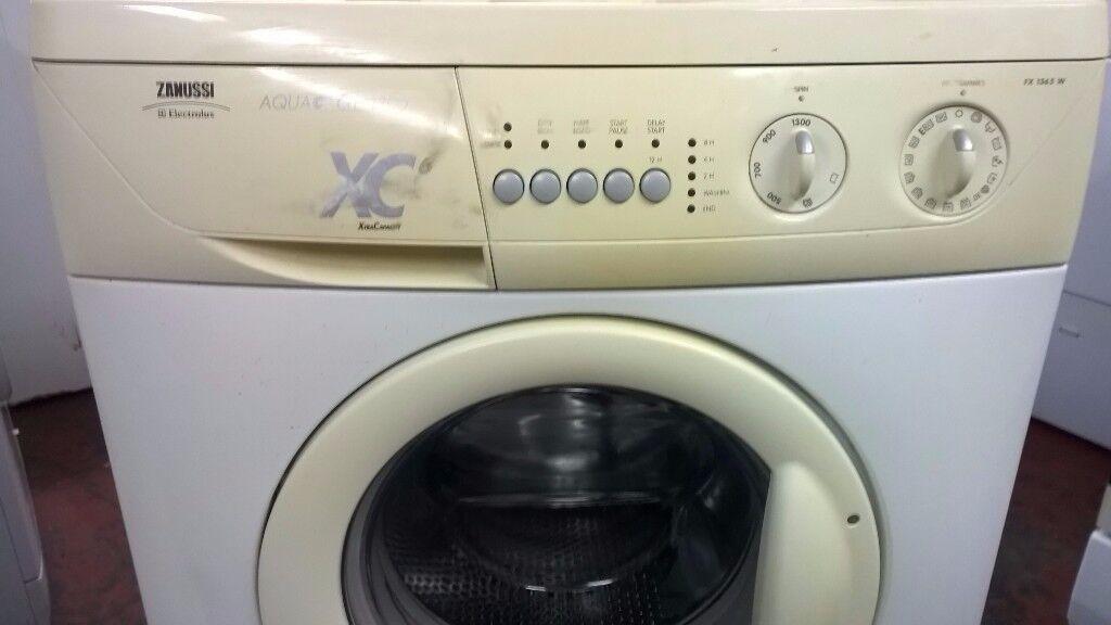 Zanussi 1300 6kg Washing Machine for sale
